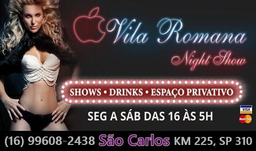 Boate Vila Romana São Carlos SP