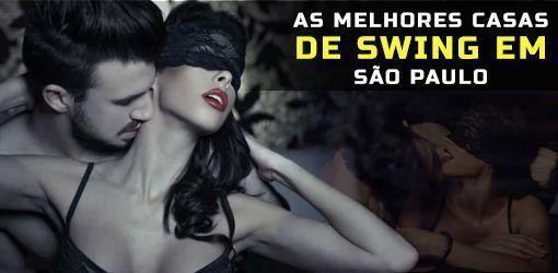 AS MELHORES CASAS DE SWING EM SÃO PAULO